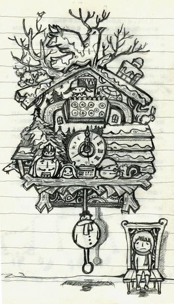 我的古董鐘.jpg