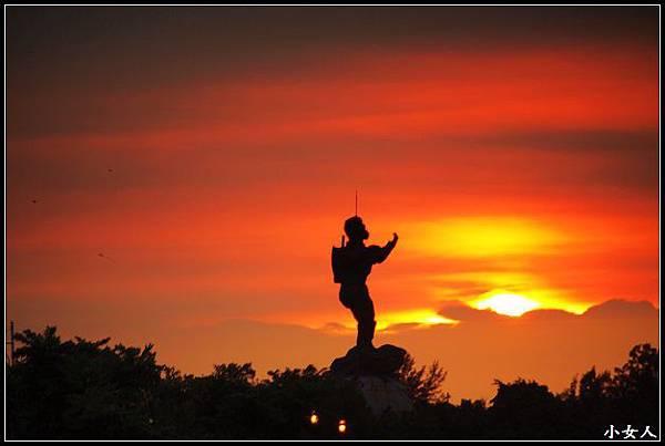 精彩夕陽(5)
