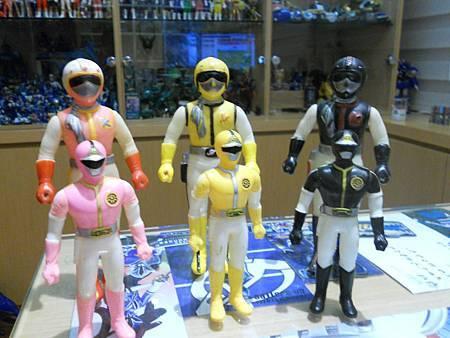 太空戰士/科學戰隊