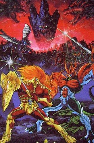 1989 獸神ライガー