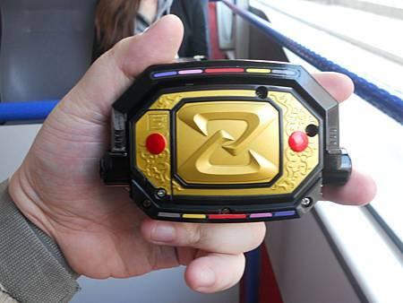 ダイノバックラー 2013 Power Morpher03