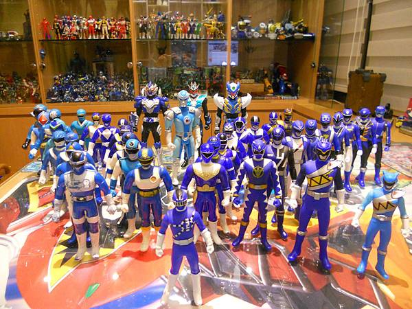 1975~2014戰隊藍色