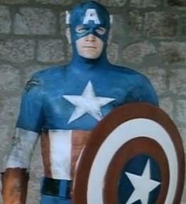 1990美國隊長