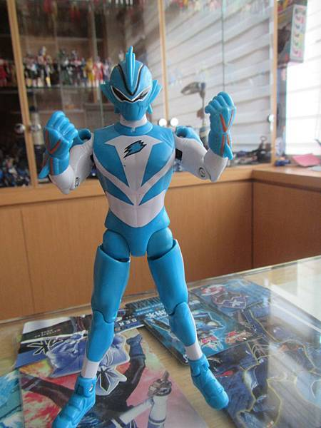 Spirit Rangers 鯊魚02.JPG