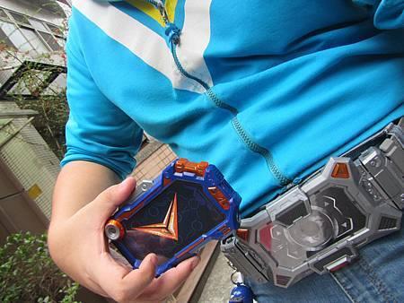 超級特魯鎧甲召喚腰帶06
