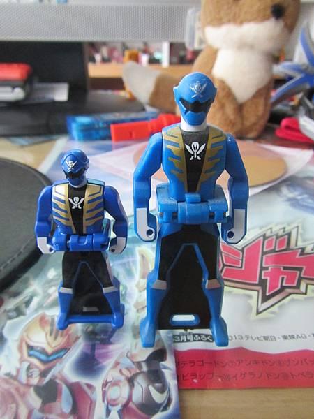 Legendary Ranger Key03