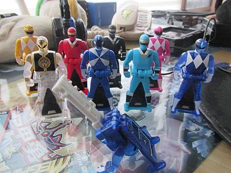 Legendary Ranger Key04