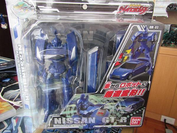 超速變形Nissan GT-R01.JPG