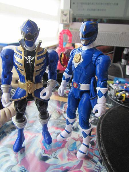 Mighty Morphin Power Rangers The Movie Blue Ranger03.JPG