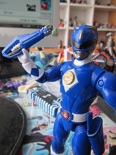 Mighty Morphin Power Rangers The Movie Blue Ranger05.JPG