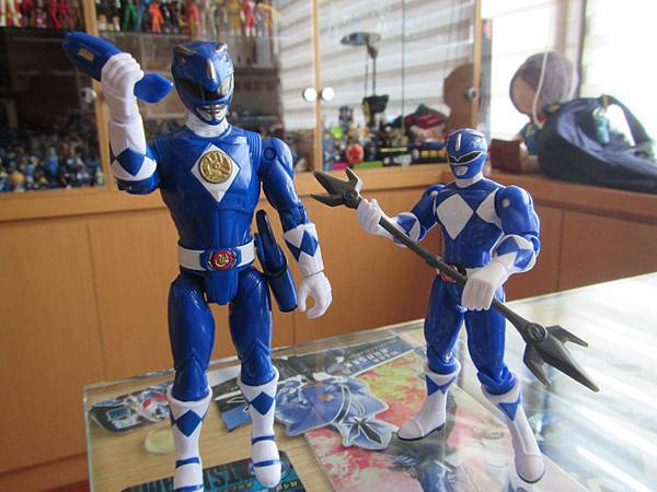 Mighty Morphin Power Rangers The Movie Blue Ranger06.JPG