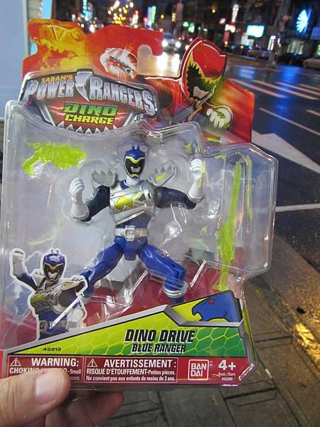 DINO DRIVE BLUE RANGER02