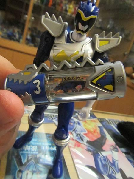 DINO DRIVE BLUE RANGER07