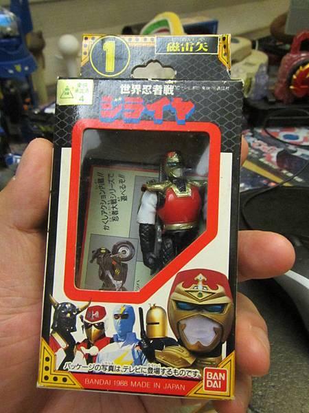 忍者大戰系列 01磁雷矢01