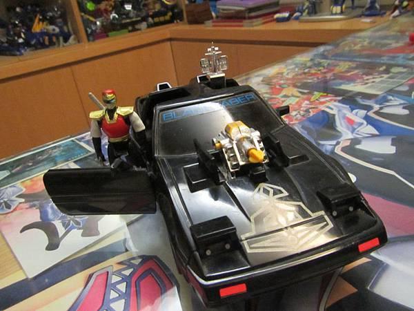 忍者大戰系列 01磁雷矢 黑星馬06