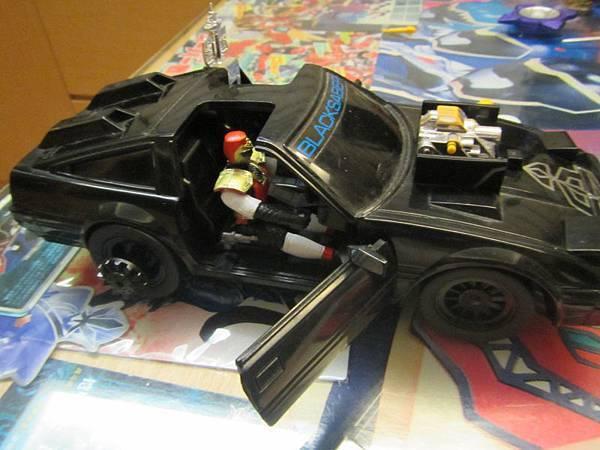 忍者大戰系列 01磁雷矢 黑星馬05