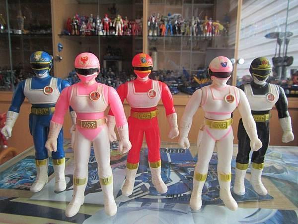 1985電擊戰隊