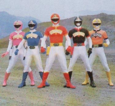 科學戰隊 設定-野球戰隊