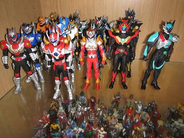 2009~2015鎧甲勇士