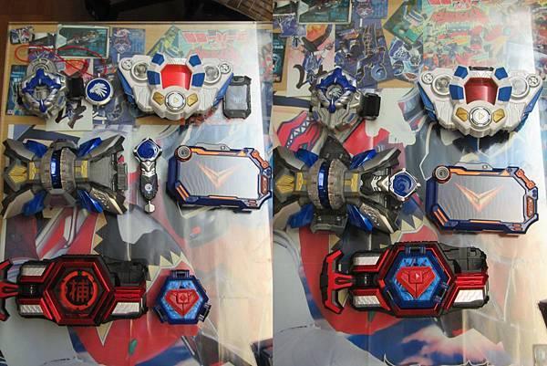 2009~2015鎧甲召喚器