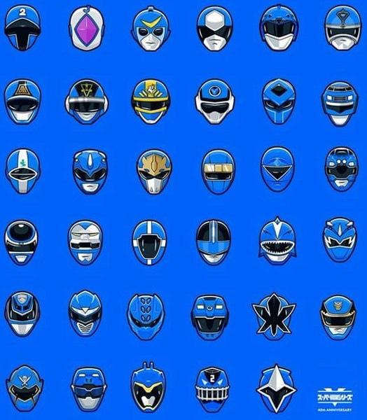 戰隊 藍色