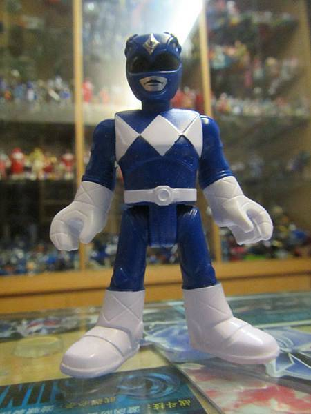 imaginext blue ranger01