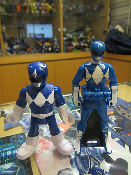 imaginext blue ranger02