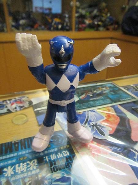 imaginext blue ranger03