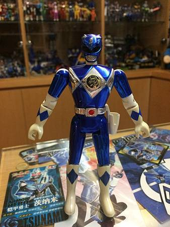 The Movie Blue Ranger01