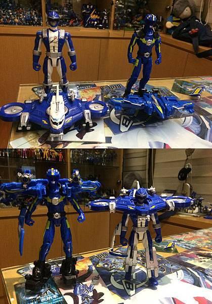 藍旋衛 可動套裝06