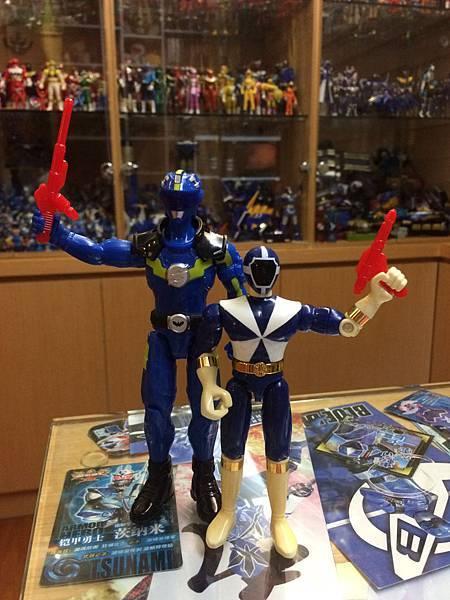藍旋衛 可動套裝08
