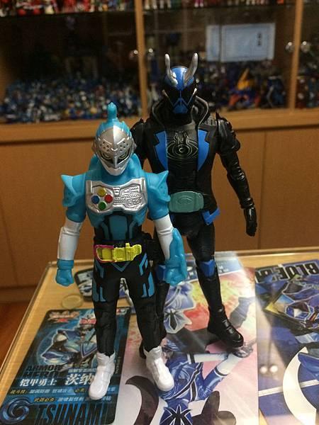 軟膠騎士烈傳02