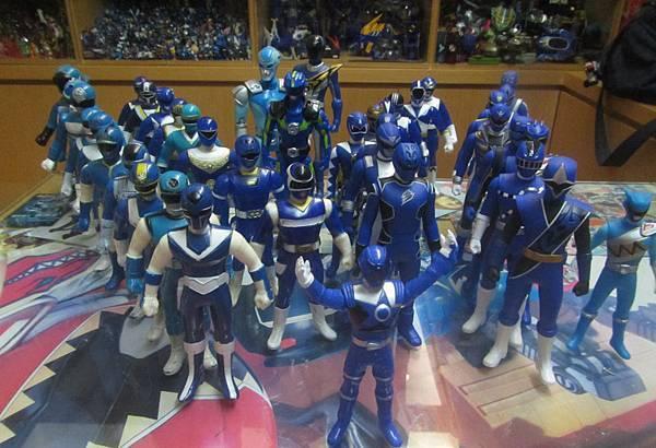 2017戰隊藍
