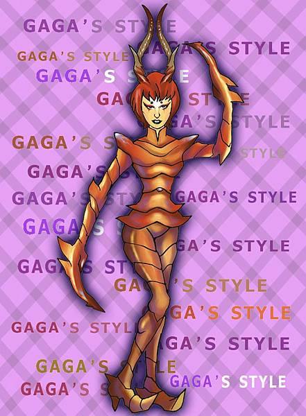 LADY GAGA 變形記_12