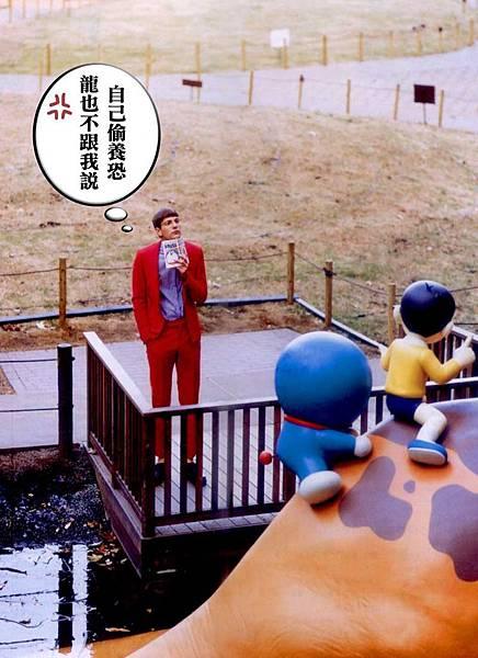 哆啦A夢之春意盎然Fashion Show_6
