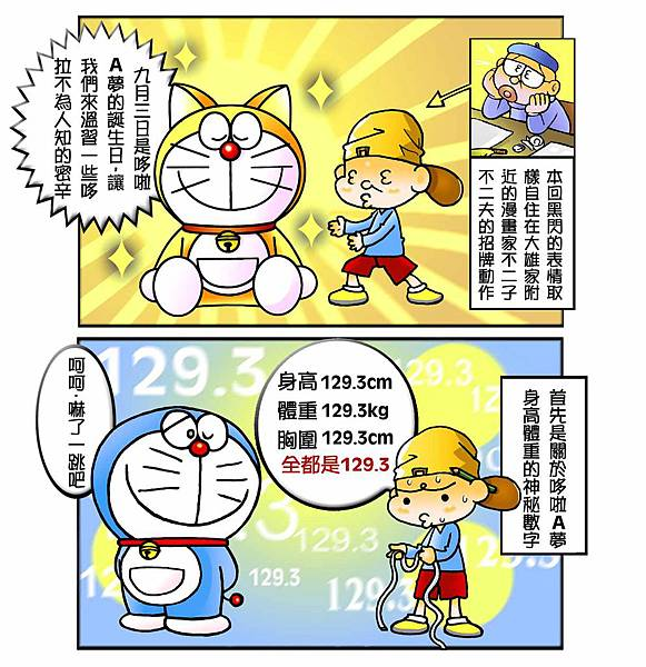 哆啦A夢生日快樂_1