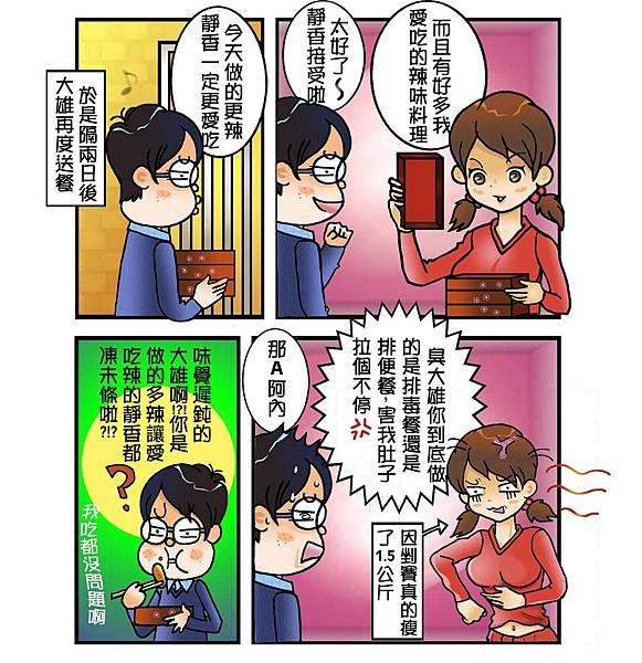 大雄與靜香的戀愛悲喜劇chapter8:靜香要減肥3