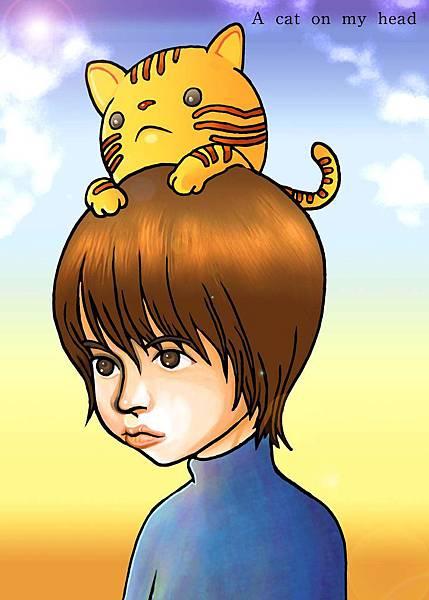 貓咪在我的頭上XXX