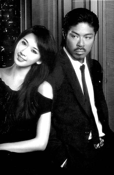 志玲與MATSU