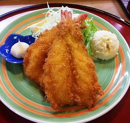 三重・炸蝦