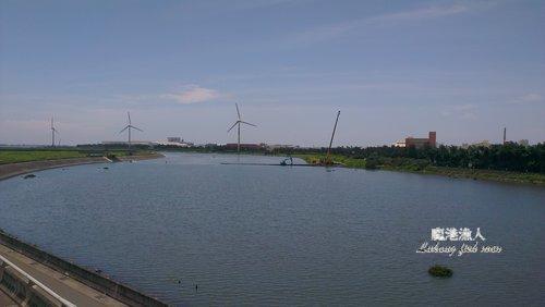 鹿港  吉安水道