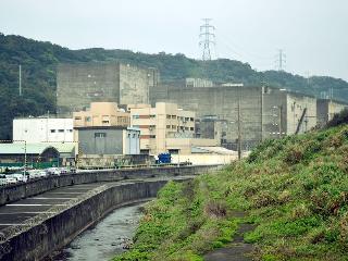 世界報」報導指出,「自然」(Nature)科學期刊在2011年4月將台灣核一廠、核二廠列在全世界最危險的三大核電廠名單中。 (圖為核一廠,中央社檔案照片).jpg