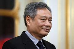 台灣導演李安獲頒法國文化藝術騎士勳章(AFP)