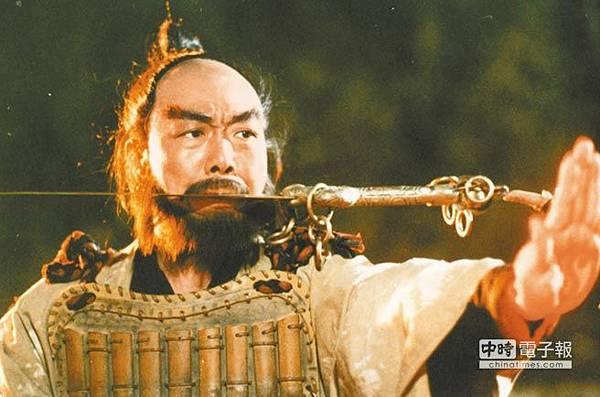 午馬在電影《倩女幽魂》飾演武功高強的道士燕赤霞,演藝事業登上最高峰。.jpg