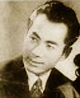 圖一:秦沛與姜大衛的父親嚴化,40年代上海當紅小生.jpg
