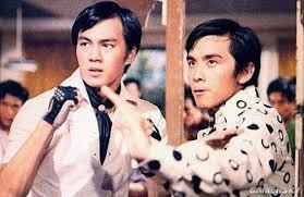 圖三:《拳擊》(1971)劇照,狄龍姜大衛是張徹自認最成功的雙星搭檔組合.jpg