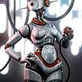 40張機器人3D設計3