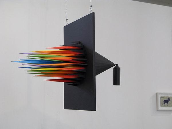 Julien Vallee 帶來的不可思議的紙工藝設5