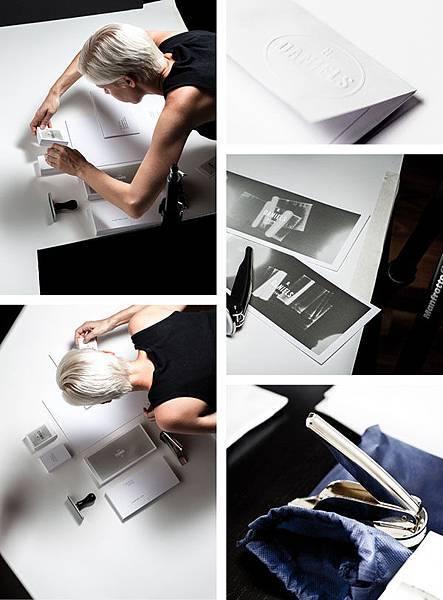 Bureau Rabensteiner 創意名片設計4