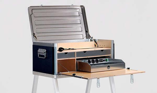 便攜式太陽能發電機3